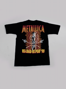 Playera Metallica Reload 98 Vintage