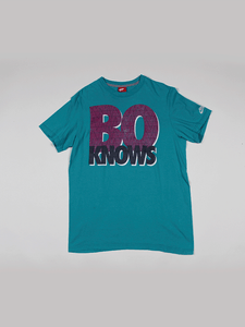 Playera Nike BO Knows Vintage