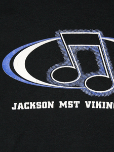 Playera Jackson Band Vintage