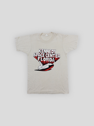Playera Kennedy Space Center  Vintage