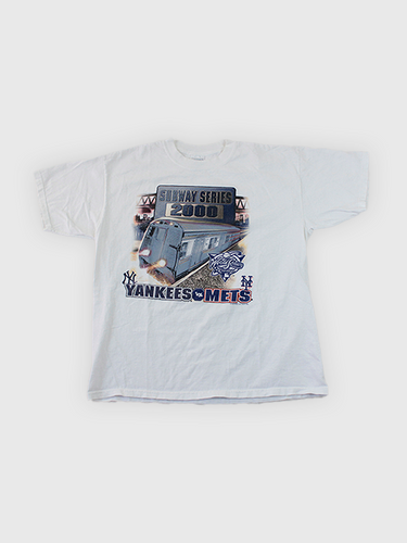 Playera Yankees Subway Series Vintage