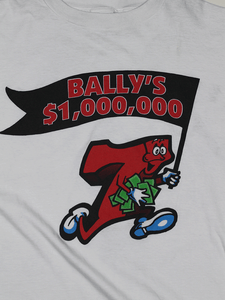 Playera Bally's 1 Million Vintage