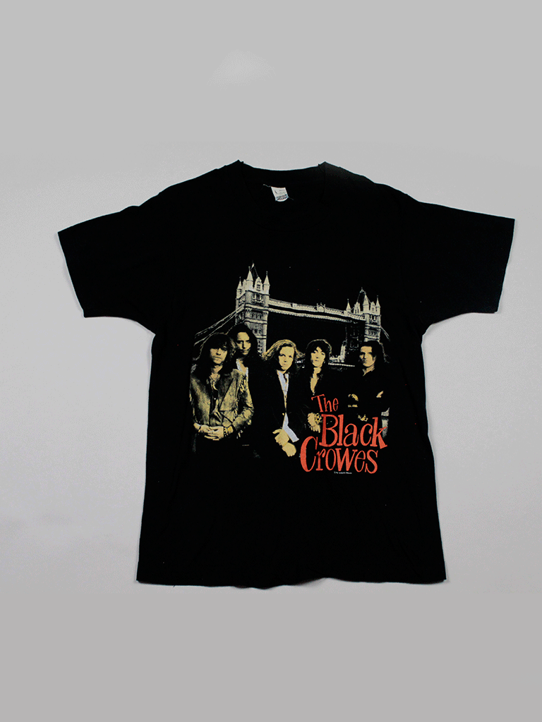 Playera The Black Crowes Vintage