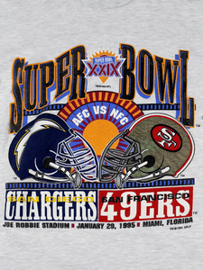 Playera Super Bowl 94 Vintage