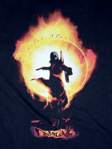 Playera Devil May Cry 2 Vintage
