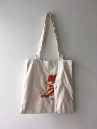 Tote Bag Chidx Bordada