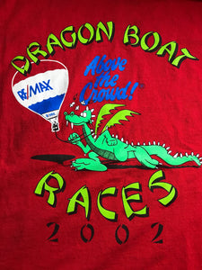 Playera Dragon Remax 2002