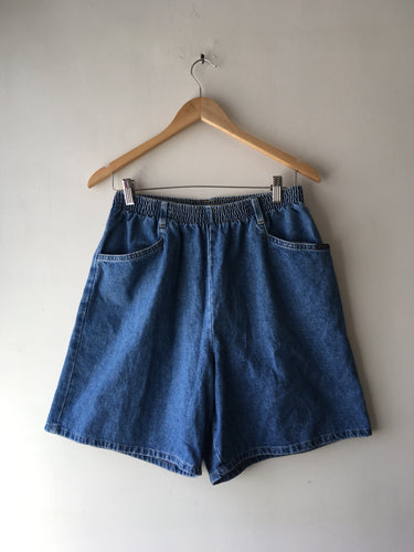 Shorts de Mezclilla Stretch