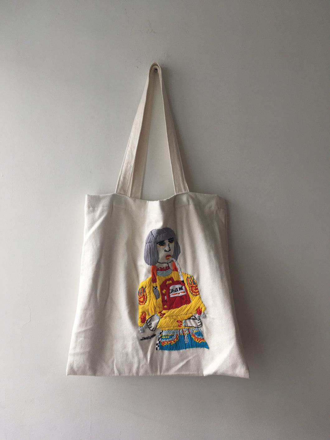 Tote Bag Bordada #5