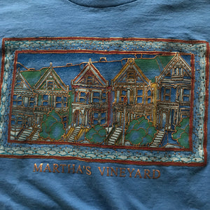 Playera Vintage Martha's Vineyard
