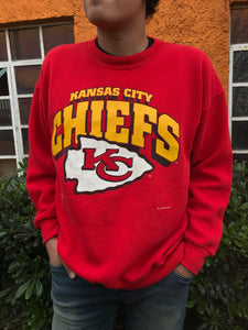 Sudadera Chiefs Kansas City Vintage