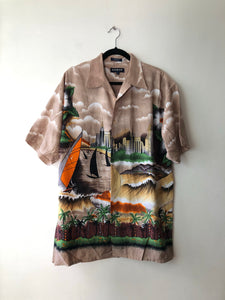Camisa Hawaiiana