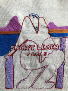 Tote Bag Shant Learn
