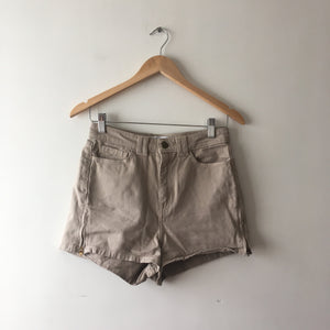 Shorts tiro alto American Apparel