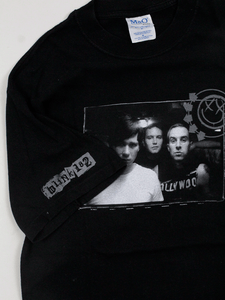 Playera Blink 182 Vintage