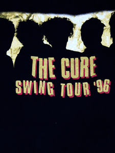 Playera The Cure Swing