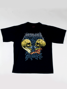 Playera Metallica 1991 Vintage