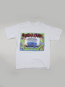 Playera Pacific Princess Vintage