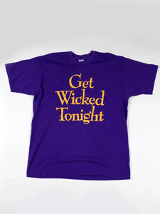Playera Wicked Vintage