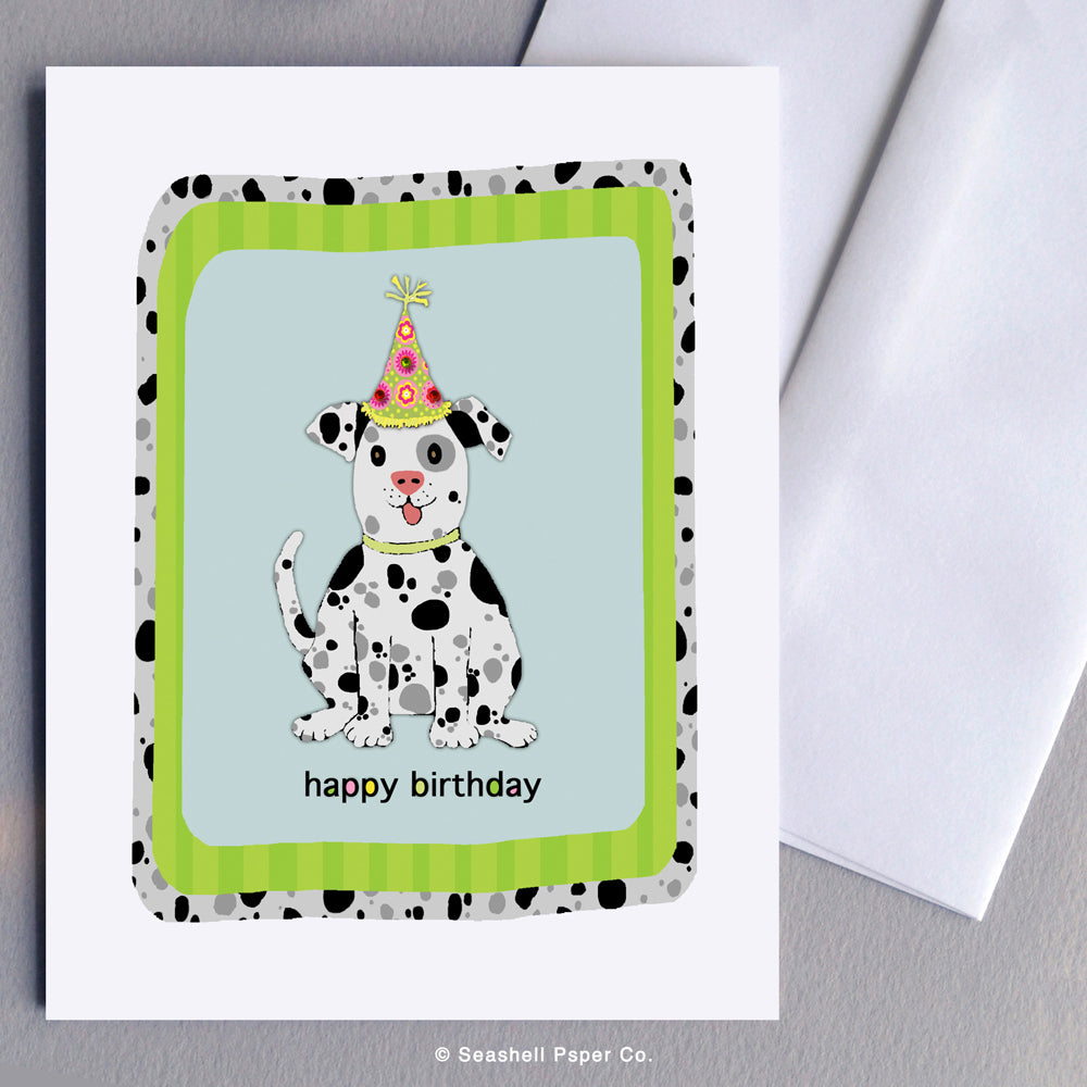 Greeting Cards, Birthday Cards, Birthday Greeting Cards, Happy Birthday Cards, Happy Birthday Greeting Card, Dog, Puppy, Dog Birthday Card, Puppy Birthday Card, Dog Happy Birthday Card, Puppy Happy Birthday Card, Dog Happy Birthday Greeting Card, Puppy Happy Birthday Greeting Card, Seashell Paper, Made in Canada, Sale