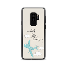 Let's Fly Away Samsung Case - seashell-paper-co