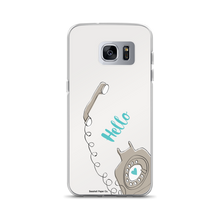 Hello Vintage Phone Samsung Case - seashell-paper-co