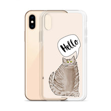 Cat iPhone Case
