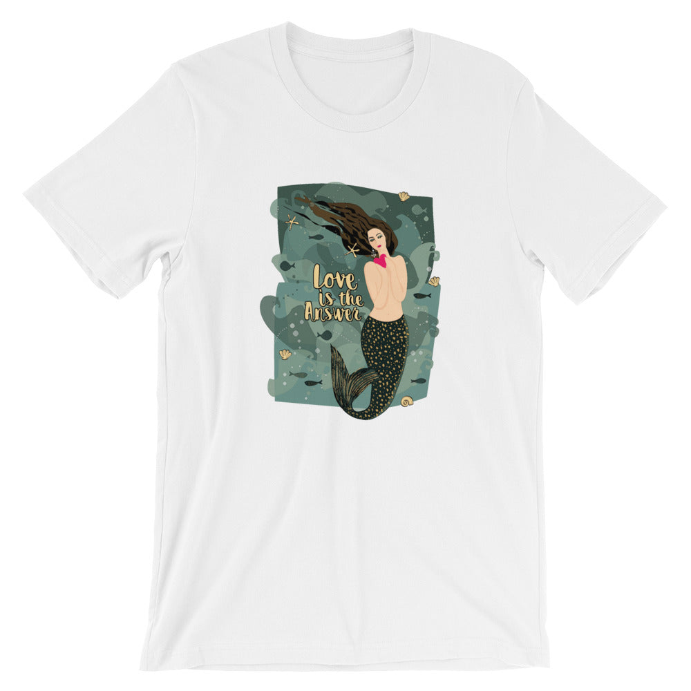Short-Sleeve Unisex T-Shirt - seashell-paper-co