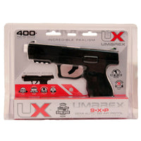 💥 Umarex Tactical Blowback Pistol, Co2, Metal Frame and Slide, 400 FPS ⭐⭐⭐⭐⭐