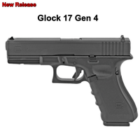 🔥 Glock 17 Gen 4 Air Pistol, 177 BB, BLOWBACK Semi Auto, 18Rd Newest GEN4!