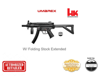 💥 Umarex  MP5 40-rd Mag 0.177 BB's CO2  Pistol w/ Folding Stock ⭐⭐⭐⭐⭐