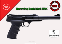 "Umarex Browning Buck Mark Air Pistol .177 BB 5.25"" Barrel, No CO2 Required!!"