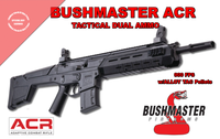🔥Remington Bushmaster ACR  Bolt-Action, Variable Pump Air Rifle BMMK177 🔥