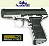 Daisy Powerline 5501 - Semi Auto Blowback CO2 BB Pistol