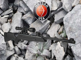 22 Cal Hatsan SpeedFire Magnum Powered 10 - Shot Repeater Air Rifle w/ Scope