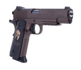 Sig Sauer 1911 Blowback Spartan BB Air Pistol Metal Slide. Semi-Auto !!!