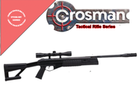 CROSMAN TR77NPS NITRO PISTON POWERED BREAK BARREL TACTICAL AIR RIFLE w/Scope
