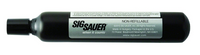 SIG SAUER 90 Gram CO2 Cartridge, 2-Pack  SIG MPX /MCX Airgun Air Rifles 4 Total