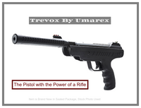 "🔥 Umarex Trevox ""The Most Powerful single pump Air pistol"" .177 Cal 600 FPS🔥"