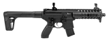 Brand New Sig Sauer AIR-MPX-177-88G-30-BLK CO2 Powered Air Rifle