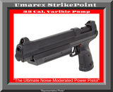 Umarex Black Strike Point 22 Caliber Air Pistol Authorized Retailer Since 2009