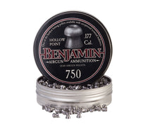 Benjamin Hollow Point Pellet.177 Caliber 7.9 Grain 750 Count