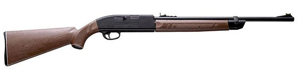 Crosman 2100 Classic (brown- Black)single Shot Variable Pump Air Rifle