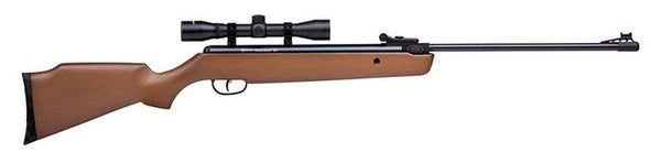 Crosman Vantage Np (wood)nitro Piston Powered Break Barrel Air Rifle With 4x32 Scope