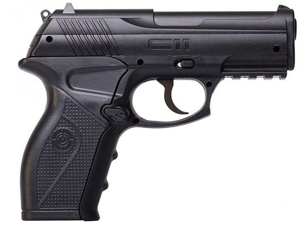 Crosman C11 (black)co2 Powered Semi-auto Bb Air Pistol