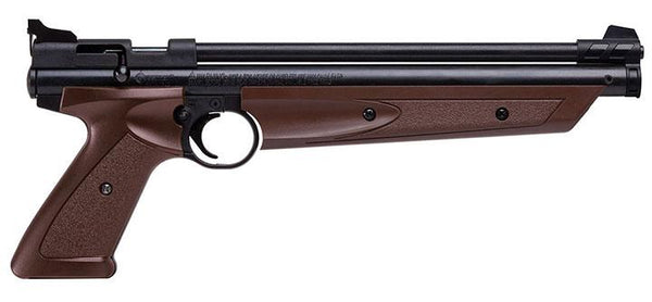 Crosman  American American Classic .177 (brown)variable Pump Single-shot Air Pistol