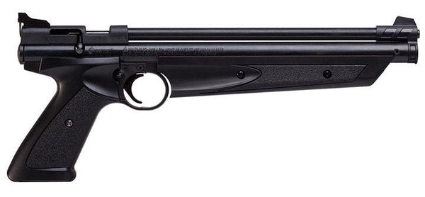 Crosman  .177 American Classic (black)variable Pump Single-shot Air Pistol