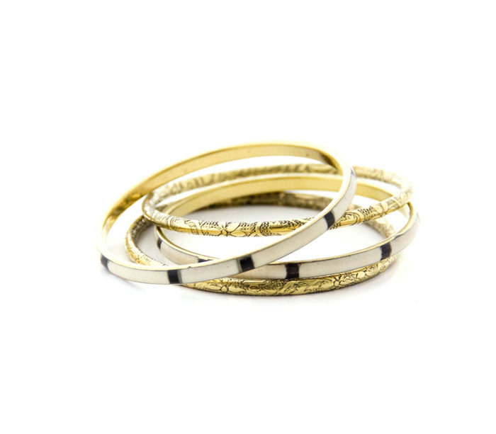 Vera Bangle Set