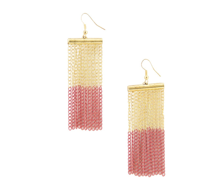 Peyton Tassel Earrings