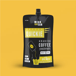 "Coffee Quickie Subscription - ""Original Black"""